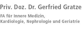 Dr. Gratze